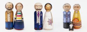 personalised peg dolls