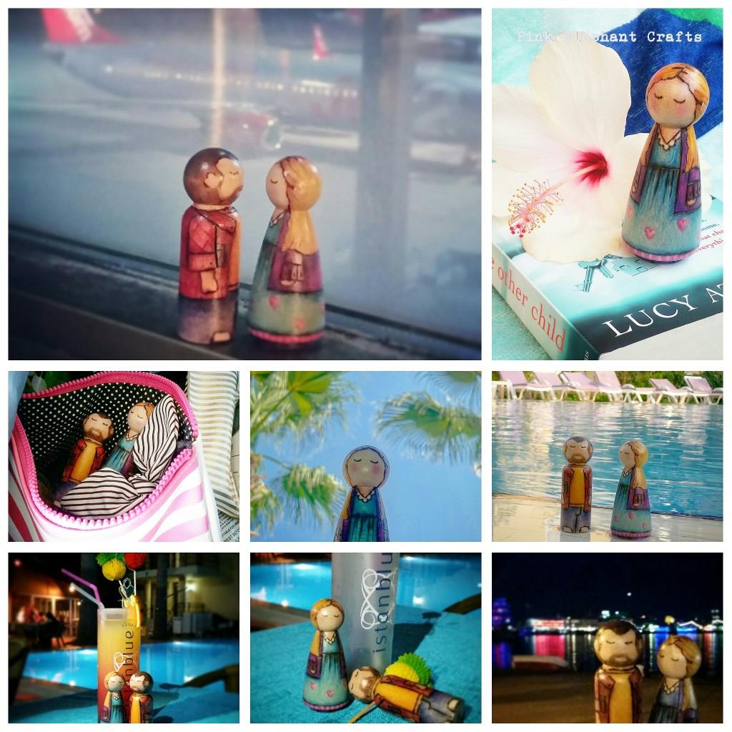 peg dolls UK handmade gift