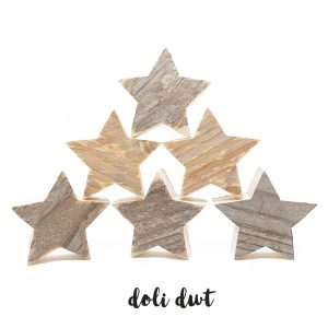 wooden nativity set, nativity star,