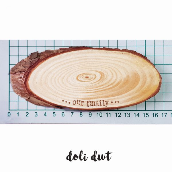 oval wood slice, cake topper, rustic wedding, rustic cake topper