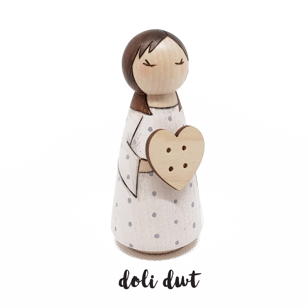 mother day gift, handmade mothers day gift, peg doll mother, personalised peg doll