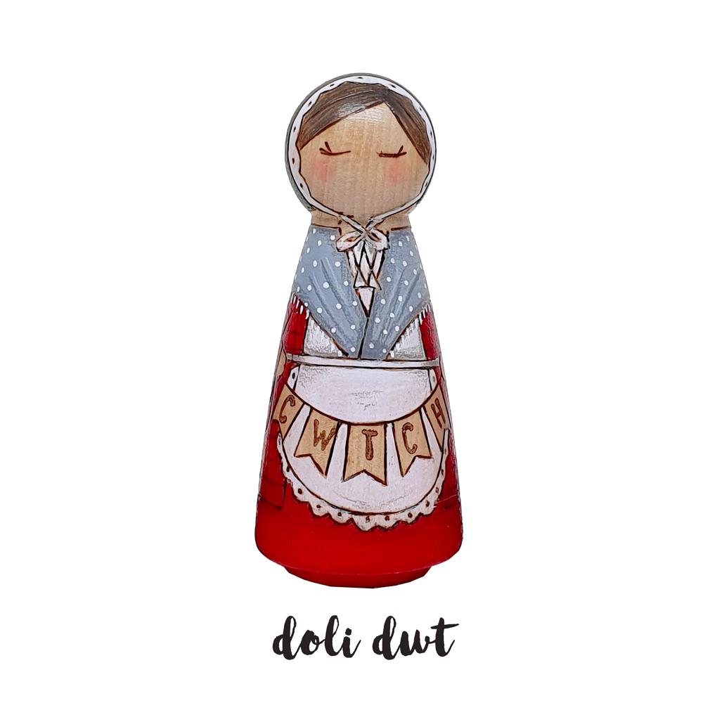 welsh doll, welsh gift, cwtch gifts, anrhegion cymraeg