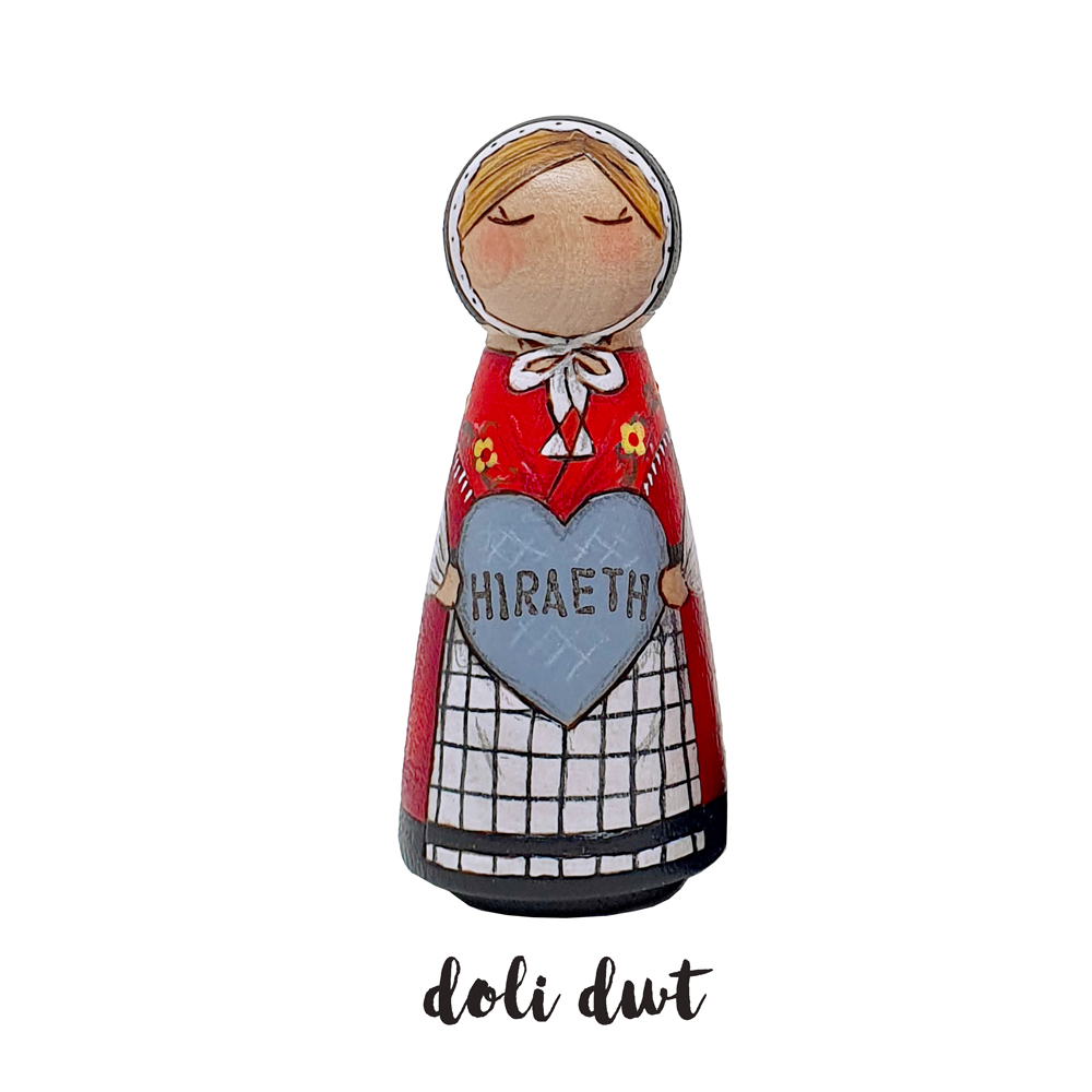 welsh dolls, hiraeth, cwtch gifts, welsh gifts, giftware wales,